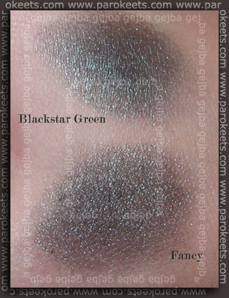 Sweetscents: Blackstar Green, Fancy