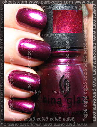 China Glaze - Cowgirl Up
