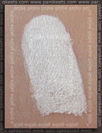 Coastal Scents - Silk White gel liner