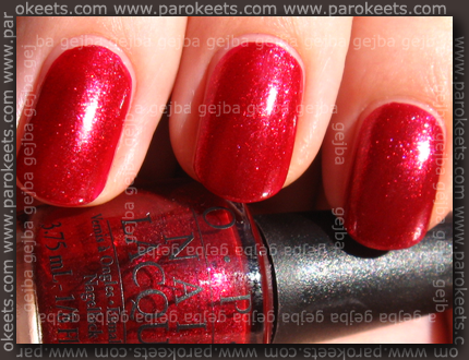 OPI - Don't Toy With Me
