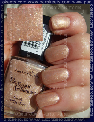 Catrice Baroque Glamour - Royal Beige