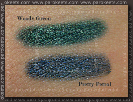 Gosh - Woody Green, Pretty Petrol