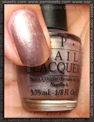OPI - Glamour Game