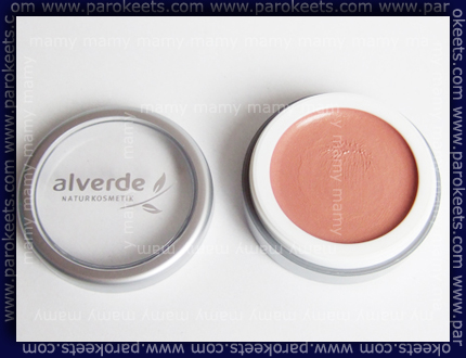 Alverde_Creme Rouge_Soft Copper