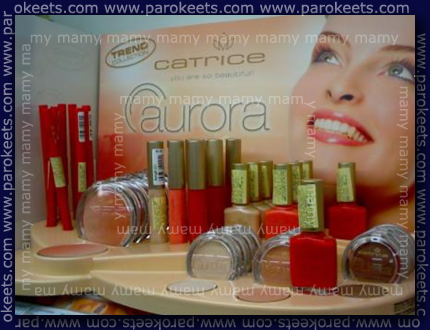Catrice - Aurora