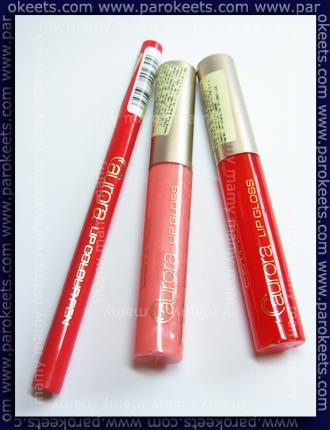 Catrice, LE Aurora, Lip Gloss