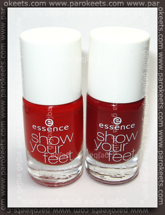Essence - Hot Red, Divalicious Red