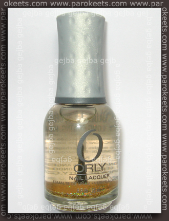 Orly - Prisma Gloss Gold