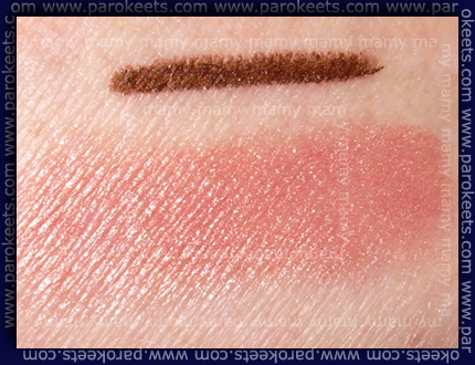 Alverde_Natur Kosmetik_swatch