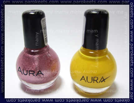Aura, 36 in 09, mini
