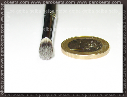 Coastal Scents - Synthetic Deluxe Crease Brush