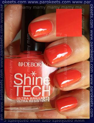 Deborah Shine Tech št.27, na soncu
