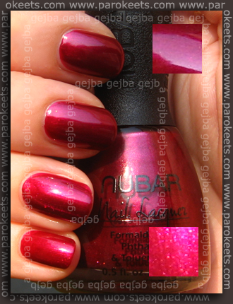 Nubar Rich Berry