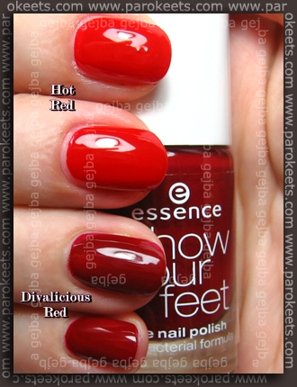 Essence – Hot Red, Divalicious Red