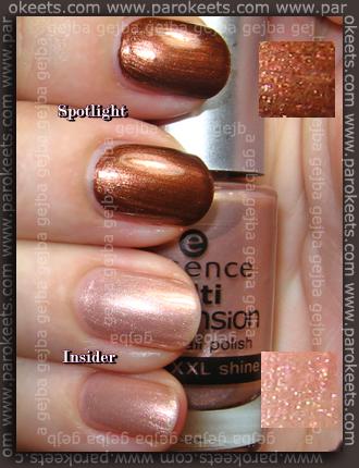 Essence – Spotlight, Insider