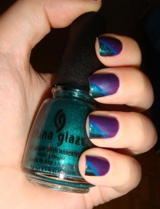 AnJa_miss sporty 330, vollare moder,china glaze watermelon rind