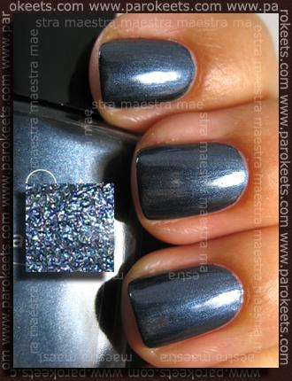 Avon - Nailwear Pro - Blue Flare