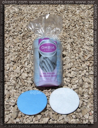 Ombia - Nail Polish Remover Pads