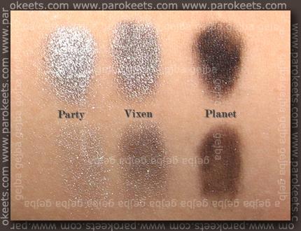 Sweetscents - Party, Vixen, Planet