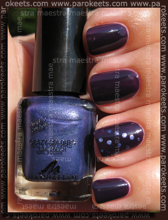 Essence - Auroshika + Manhattan Crazy Colours - 300
