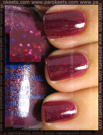 BB Couture For Your Nails - Dragon's Heart