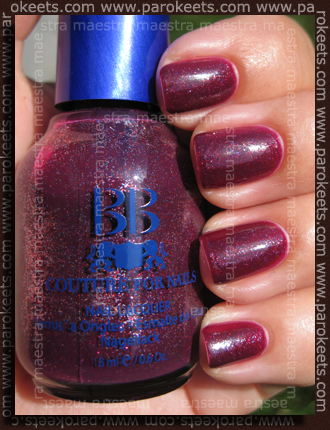 BB Couture For Nails - Dragon's Heart
