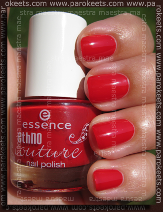 Essence - Ethno Couture Trend Edition - Tuvalu