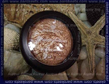 Essence Creamylicious Bronzing Powder