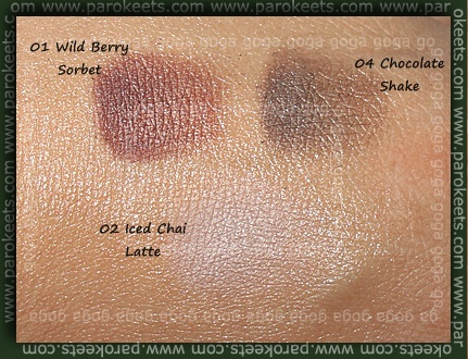 Essence Creamylicious Eyeshadow