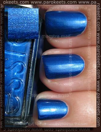 Essie - Aruba Blue