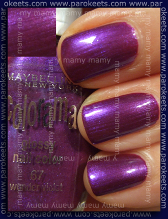 Maybelline_Colorama_Wonder Violet l