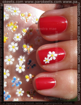 Essence - Tuvalu + Pretty Woman Nail Art Stickers