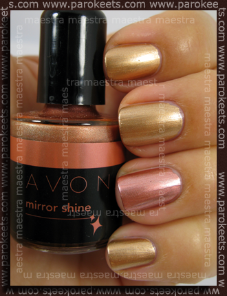 Avon - Mirror Shine