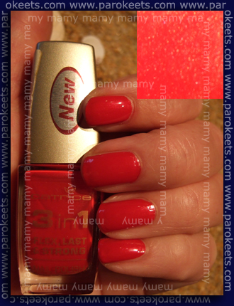 Catrice_Luminous Red