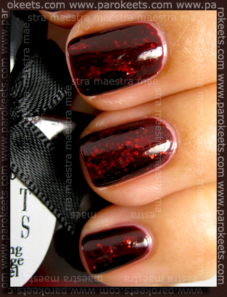 Ciate Paint Pots - Paparazzi and Sinful Colors - Red Ocean