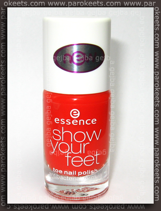 Essence Juicy Orange