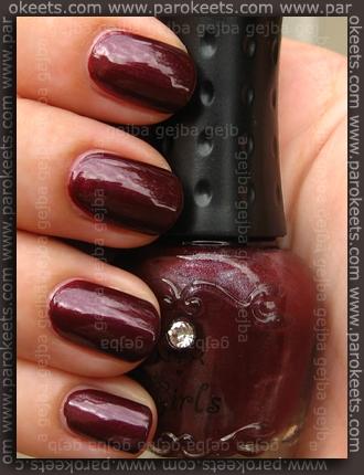 NYX - Dark Cherry