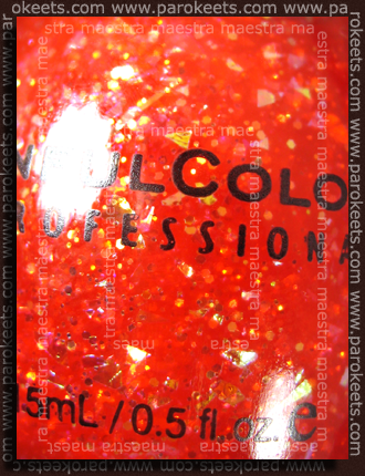 Sinful Colors - Red Ocean #140