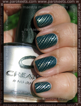 Ciate Paint Pots - Superficial + CND - Eskimo Kiss + Konad IP m65