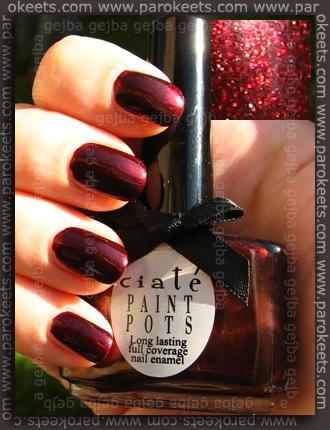 Ciate Paint Pots – Silhouette