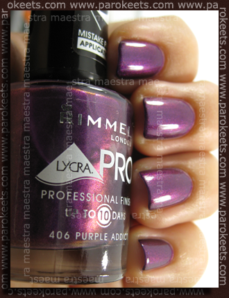 Rimmel - Purple Addict
