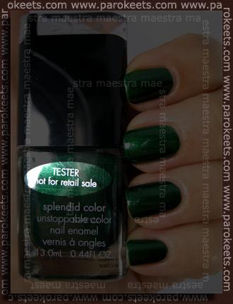 Calvin Klein - Emerald Green - tester