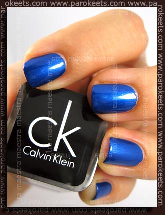 Calvin Klein - Indigo Blue