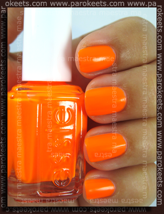 Essie - Cuddle With Color - Fall 2009 - Bright Tights