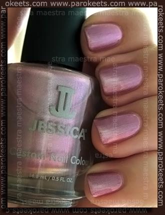 Jessica - Garnet Glaze