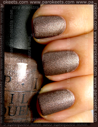 OPI - You Don't Know Jacques! Suede