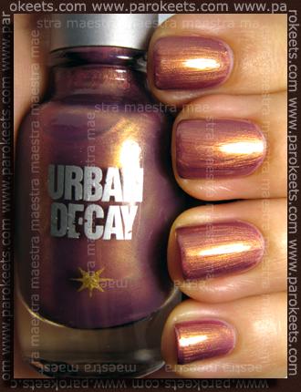 Urban Decay - X