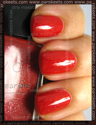 Avon - Ruby Slippers