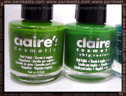 Claire's nakup