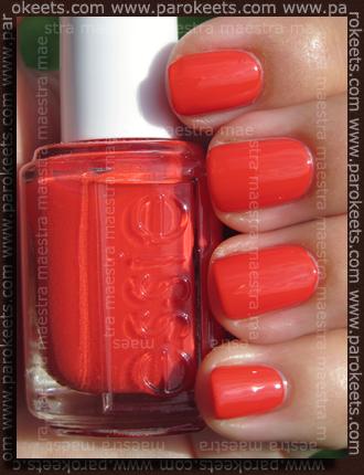 Essie - Tangerine